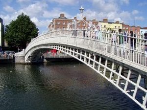 Ha-Penny Bridge