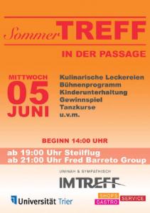 Einladung SommerTREFF 2019